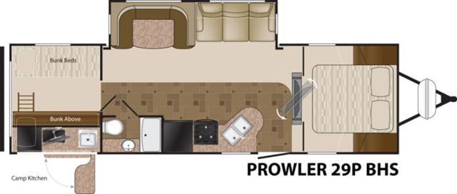 2013 Heartland Prowler
